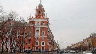 Комсомольск на Амуре фото города