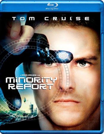 Minority Report (2002) Dual Audio Hindi 720p BluRay x264 1GB Full Movie Download