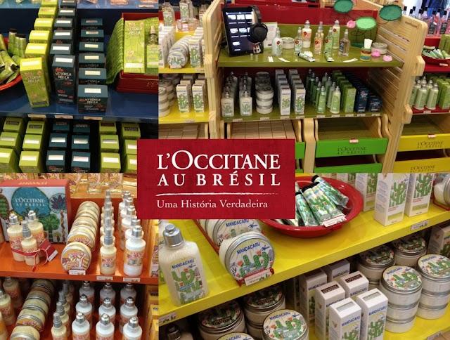 L'Occitane au Brésil inaugura minimercado no Shopping Iguatemi Alphaville