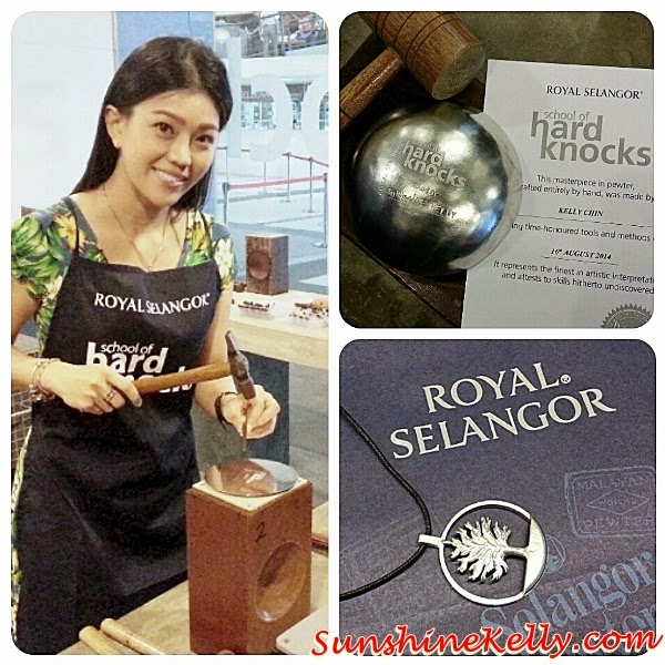 School of Hard Knocks, The Foundry, Royal Selangor Visitor Centre, Royal Selangor Pewter, Royal Selangor