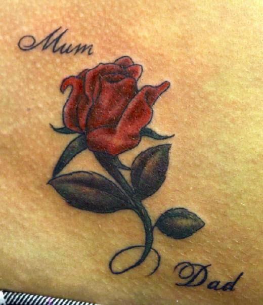 Tatuajes De Rosas Significado Y 70 Ideas Belagoria La Web De