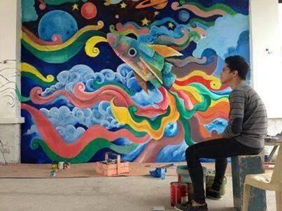 G2B-rocket-ship-mural-photo