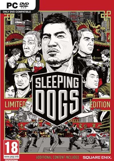 Sleeping Dogs Limited Edition 1.8.1 + 21DLC