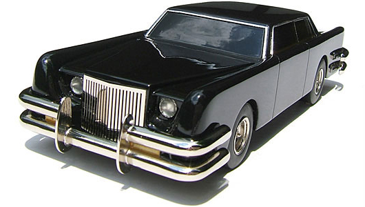 Lincoln Continental Mark III for powerful cars from movies