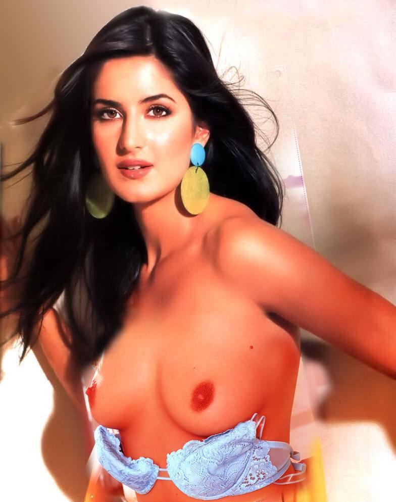 Katrina Kaif Sexy Boobs