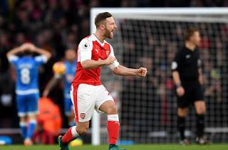 BREAKING: Arsenal Defender Makes Return To Training