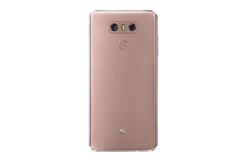 اطلاق نسخه جديده من هاتف LG G6 باللون الذهبى في هونج كونج