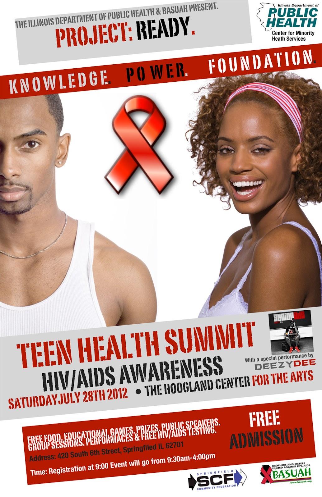 Basuahteens Teen Health Summit At The Hoogland Center For