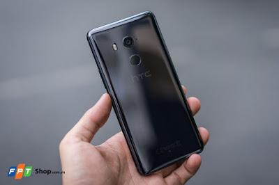 Cầm trên tay và trải nghiệm HTC U11 Plus lưng đổi màu - 210876