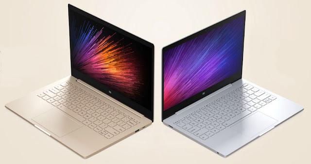Harga Dan Spesifikasi Xiaomi Notebook Air