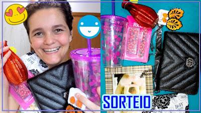 Sorteio do blog da Leila -13/01