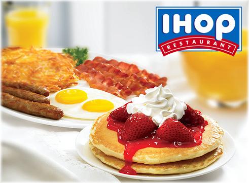 Restaurante de panquecas IHOP em Orlando e Miami