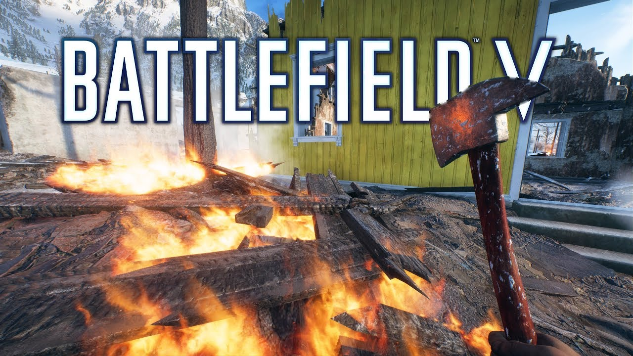 Battlefield V: Informe Semanal do Capítulo 3: Batismo de Fogo - Semana 3