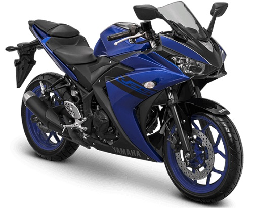 R25 - Motor 250 cc Yamaha