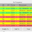 VHF data frequencies plus WSJT-X 1.8.0-rc1