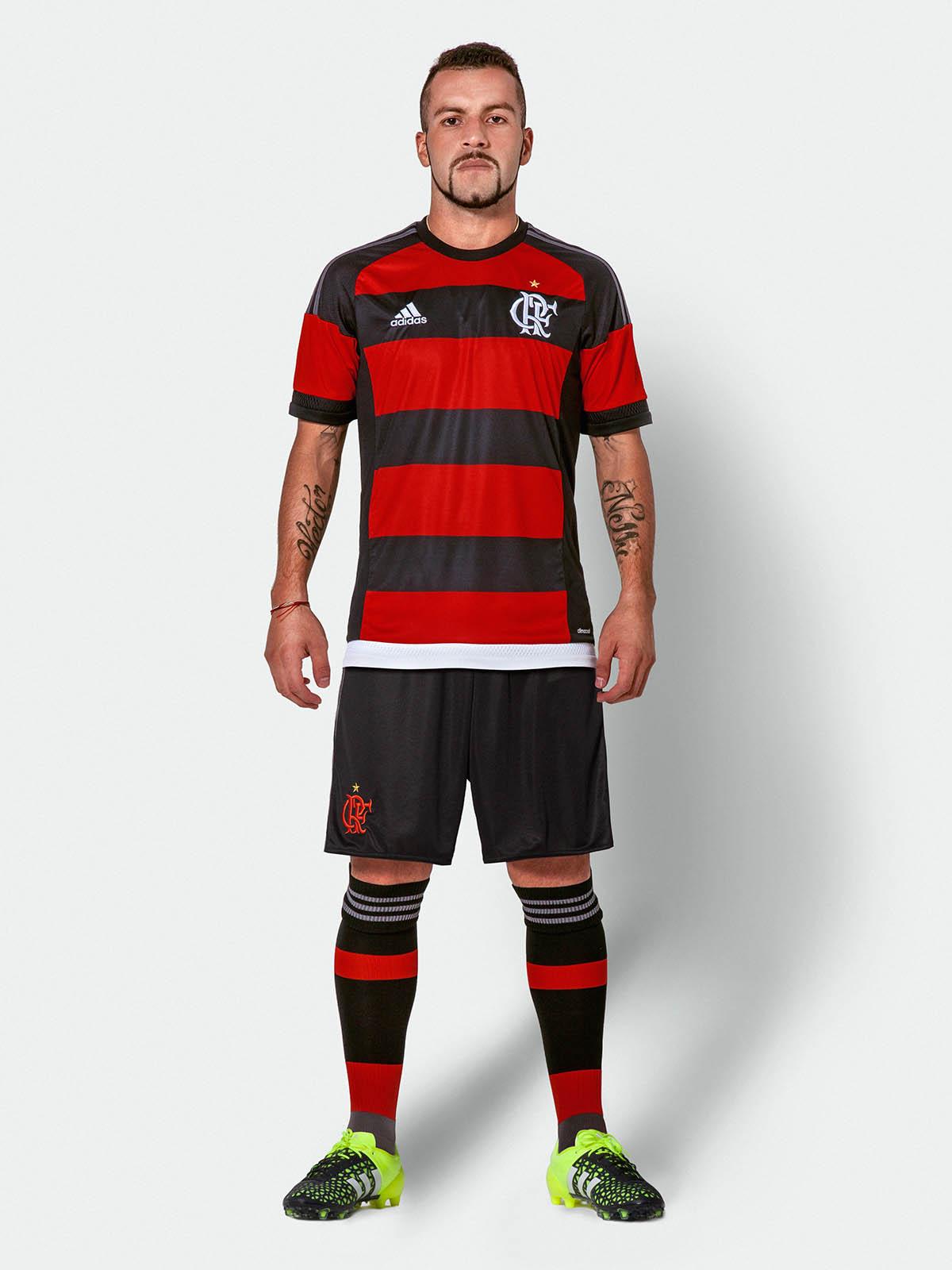 Flamengo Trikot