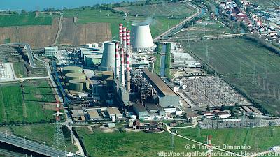 Centrais Termoeléctricas - Carregado