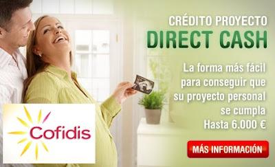 Créditos rápidos Cofidis