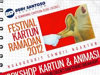 Festival Kartun Damai Ramadhan 2012