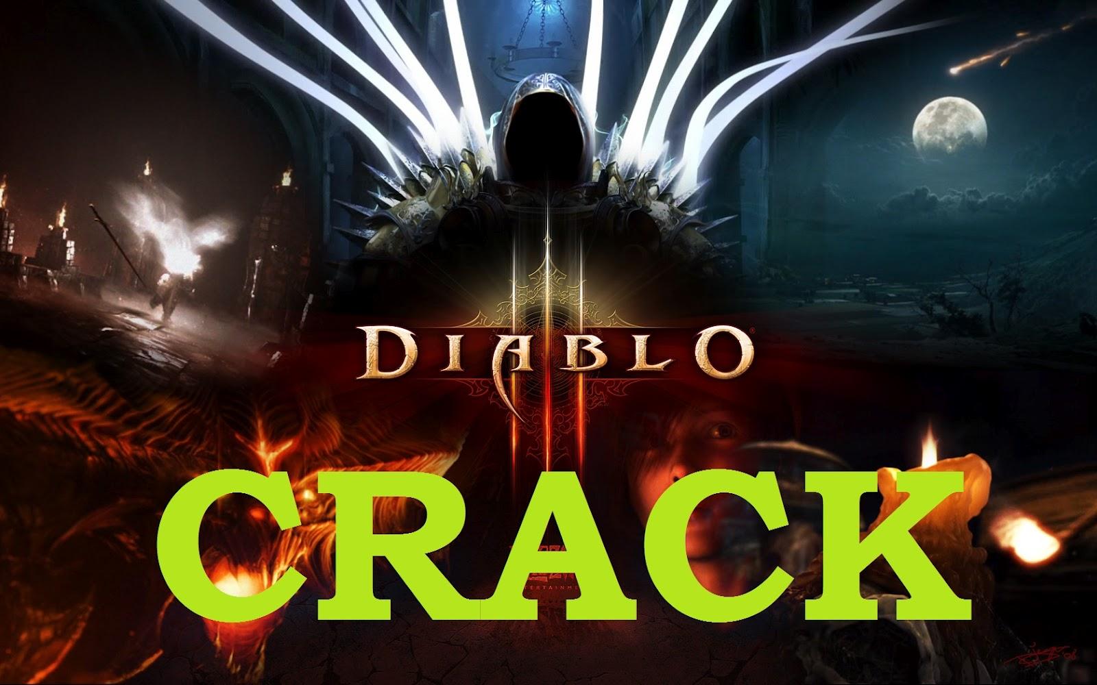 Diablo 3 Crack ~ Cracks and Games FREE
