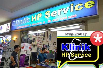Lowongan Kerja Pekanbaru : Diego Klinik Hp Service Agustus 2017