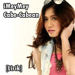 Imeymey - Cabe Cabean ( Karaoke )