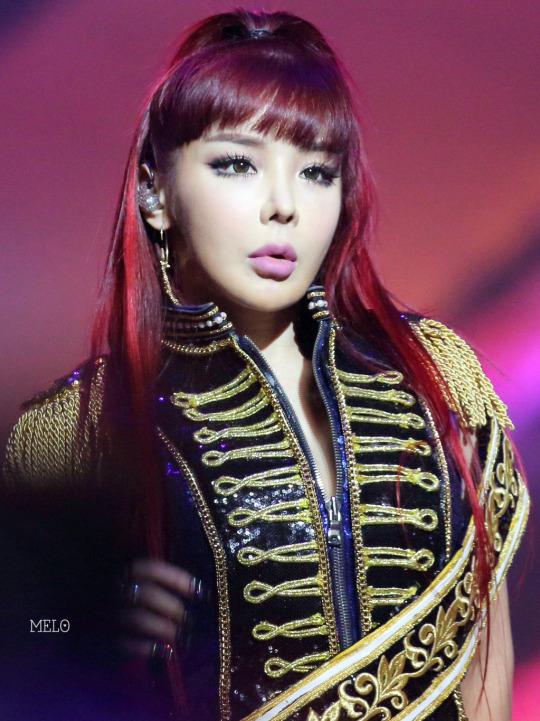 Instiz Those Days When Park Bom Used To Rule The World Of Korean