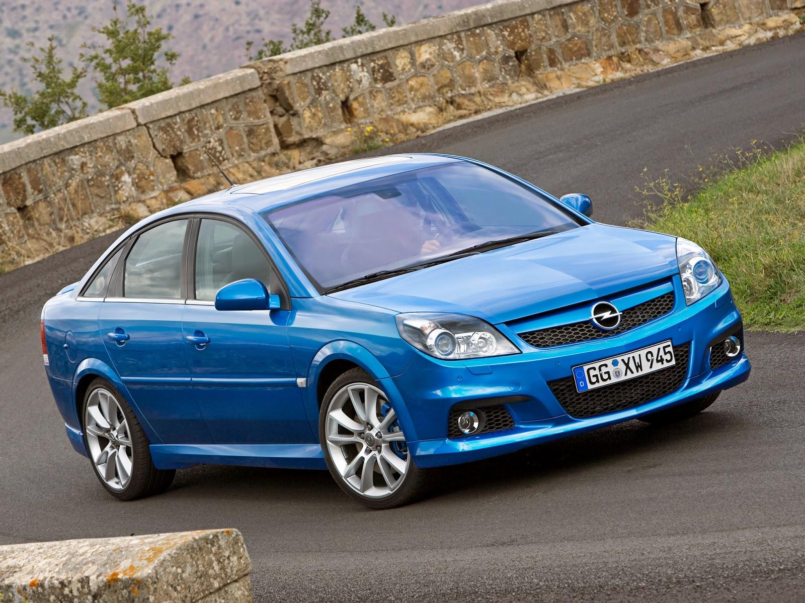 Opel Vectra GTS OPC