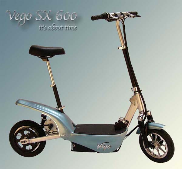 Wackyboards Electric Micro Scooter Standup Or Sit