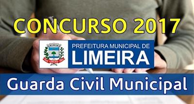 Apostila Prefeitura de Limeira 2017 - Guarda Civil Municipal (GCM)