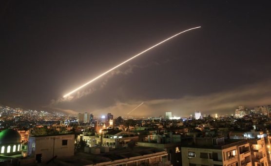 Trump Announces Missile Strikes Against Syria