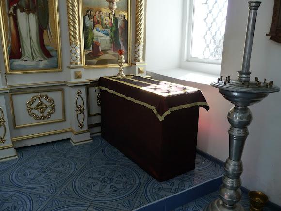 Китайгород. Свято-Успенська церква