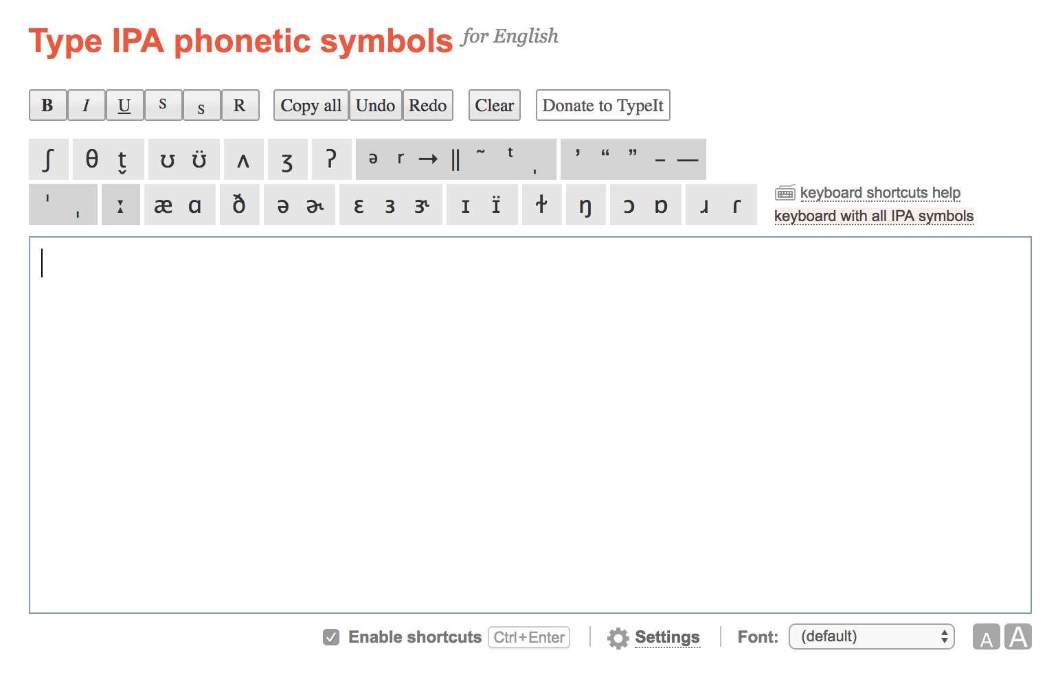 The Collaborative Piano Blog Type Out Ipa Symbols With Typeit