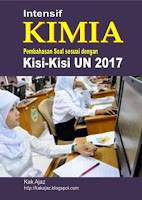 Ebook Intensif Kimia sesuai kisi-kisi UN 2017