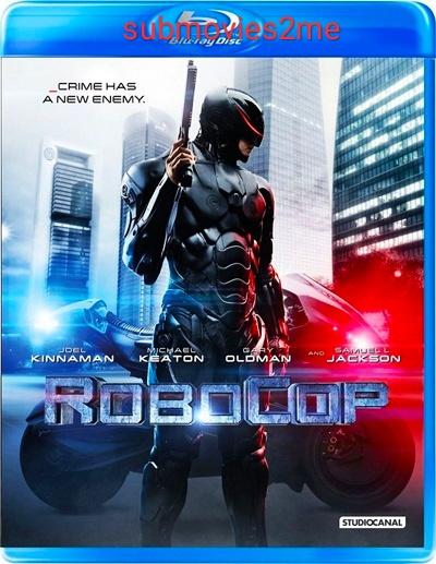 RoboCop 2014 Hindi Dual Audio BluRay 480p 400MB 720p 1GB