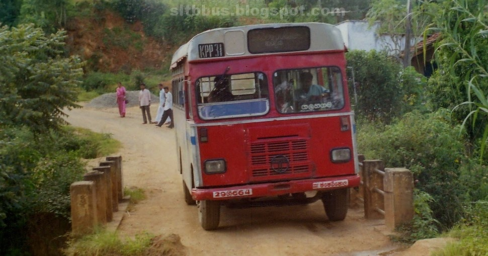 SLTB buses - ශ්රී ලංගම බස්: Classic TATA 1210 bus from ...