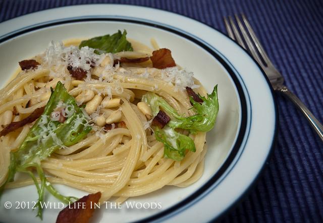 Spaghetti al Vino Bianco: Spaghetti Cooked in White Wine