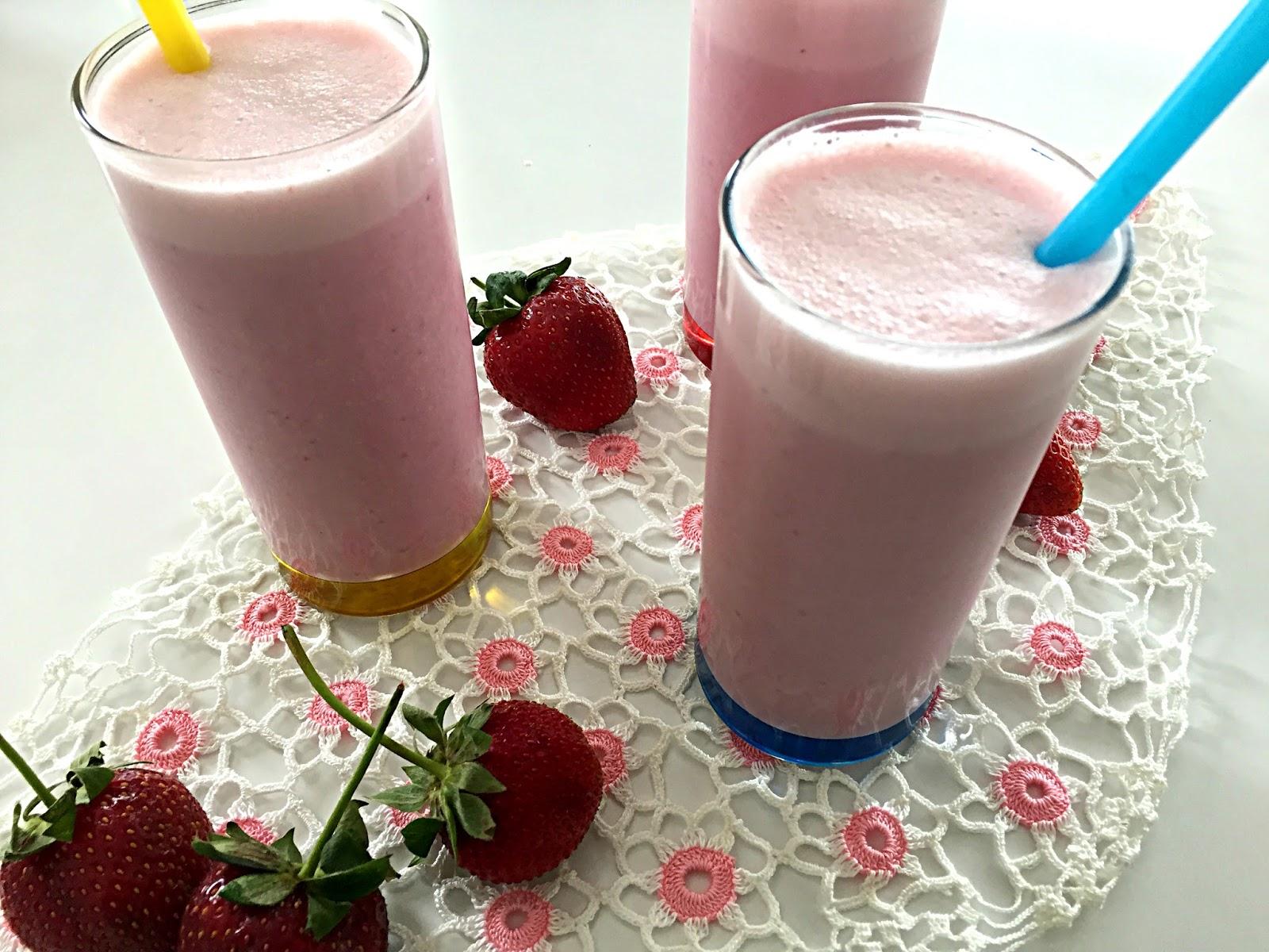 Milkshake Tarifi – İçecek Tarifleri