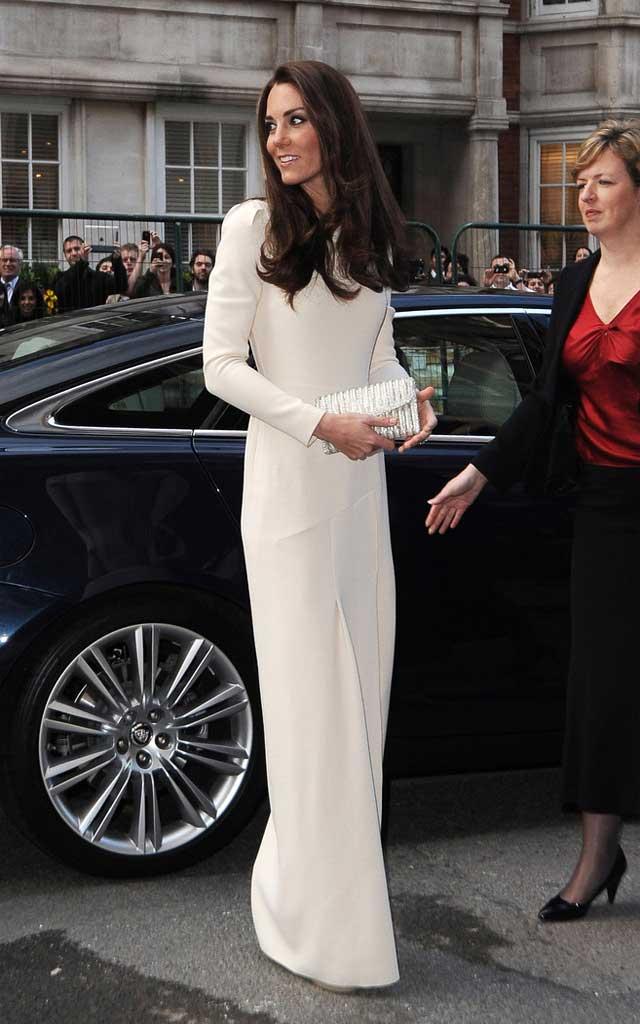 Fashionjewellery Kate Middleton Evening Dress