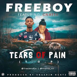 MUSIC:  Freeboy Feat. C Natty - Tears Of Pain
