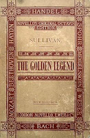 The Golden Legend - Early vocal score, c. 1889