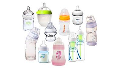 Botol susu jenis