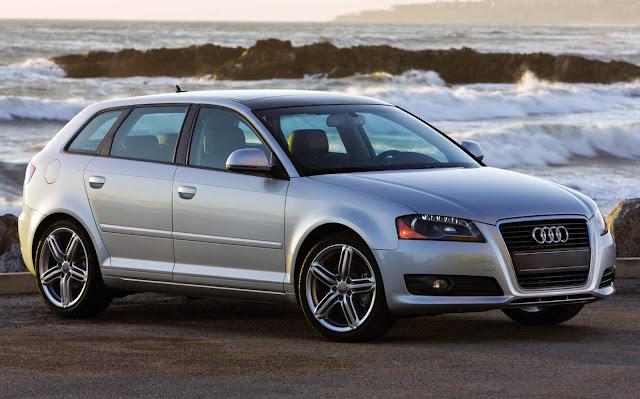 Audi A3 Sportback 2009 - Brasil