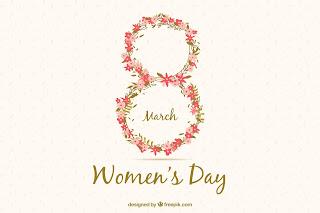 8 marzo mujer