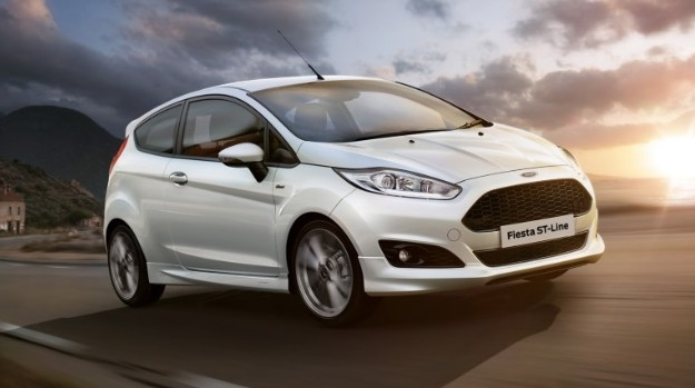 LATEST REVIEWS 2016 Ford Fiesta 1.0 EcoBoost 100 ST-Line
