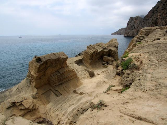 Canteras de Atlantis en Ibiza