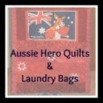 Aussie Hero Quilts & Laundry Bags