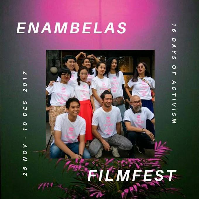 Pemutaran Enam Belas Film Festival Hentikan Kekerasan Gender  dan Seksual