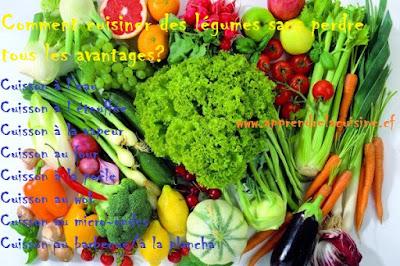 Comment cuisiner des légumes sans perdre tous les avantages 3