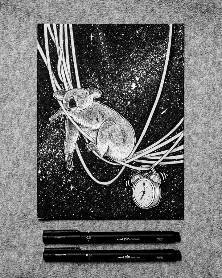 03-Koala-Diana-Sofia-Animal-Drawings-www-designstack-co